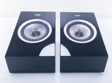 KEF R50 Surround Speakers; Black Pair; Dolby Atmos; Mint