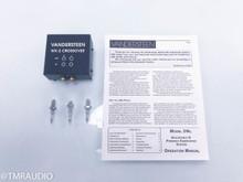 Vandersteen 2Wq Powered Subwoofer; WX-2 Crossover (2/2)