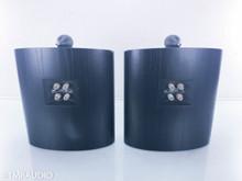B&W Nautilus SCM1 Wall Mount Surround Speakers; Black Ash Pair; SCM-1