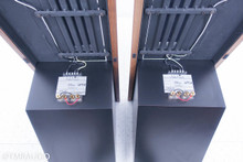Eminent Technology LFT-8b Magnetic Planar Speakers; Sound Anchor Stands; Walnut