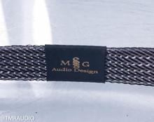 MG Audio Design Planus AG2 Series II XLR Digital Cable; 1m AES/EBU Interconnect