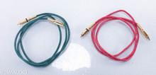 Audio Tekne ARC-500 RCA Cables; 1.5m Pair Interconnects