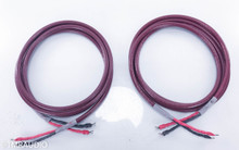 Cardas Golden Cross Speaker Cables; 4m Pair; Spades