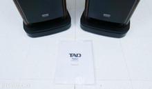TAD Evolution One Floorstanding Speakers; Wood Pair; TAD-E1-WN