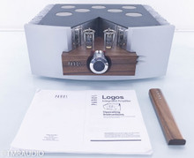 Pathos Logos Stereo Integrated Amplifier; Remote