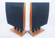 Dahlquist DQ-10 Floorstanding Speakers; Walnut Pair; DQ10; AS-IS (Cabinet Buzz)