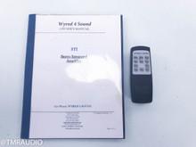 Wyred 4 Sound STI-500 Stereo Integrated Amplifier; W4S STI500