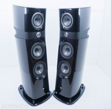 Focal Sopra 3 Floorstanding Speakers; Black Pair; N3; No.3