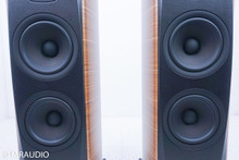 Sonus Faber Olympica III Floorstanding Speakers; Walnut Pair