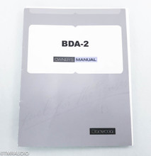 Bryston BDA-2 DAC; D/A Converter; BDA2