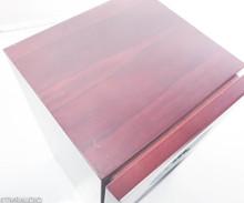 Linn Tukan Bookshelf Speakers; Rosewood Pair (No grills)