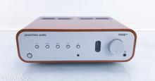 Peachtree Audio NovaPre Stereo Tube Hybrid Preamplifier / DAC; Cherry