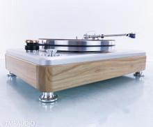 Shinola Runwell Turntable; Ortofon MM Blue Cartridge; Rose Gold