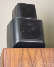 Kef Model 107 Speakers With Kube Nice Refinished New
