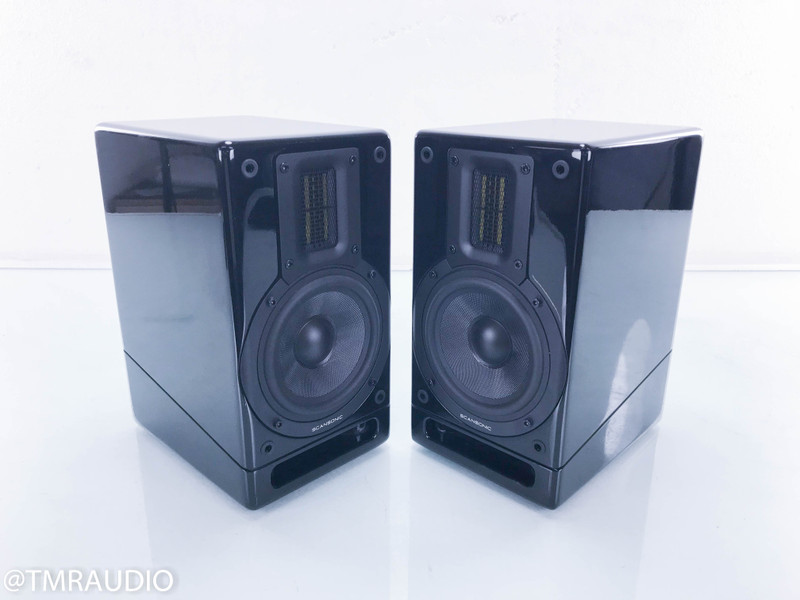 Scansonic M5 Bookshelf Speakers