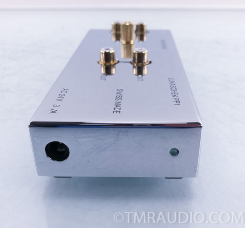 benz micro lukaschek pp1 mc phono preamp the music room. Black Bedroom Furniture Sets. Home Design Ideas