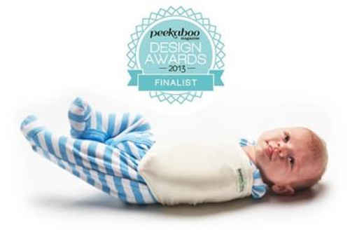 Spaghetti wrap Award Winning Baby Swaddle