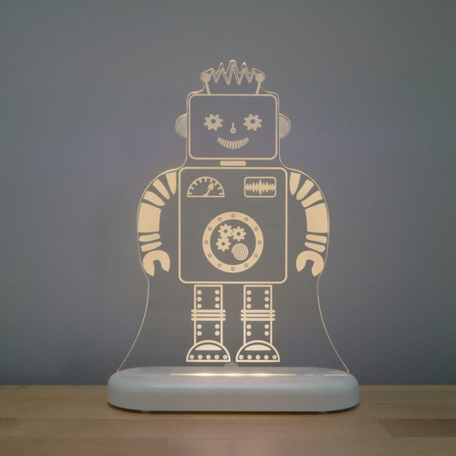 Aloka Lights Robot Night