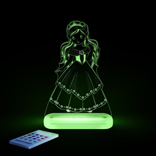 Aloka Lights Princess Green