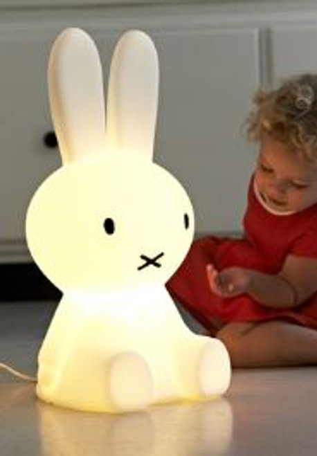 Miffy Lamp Night Light Small On