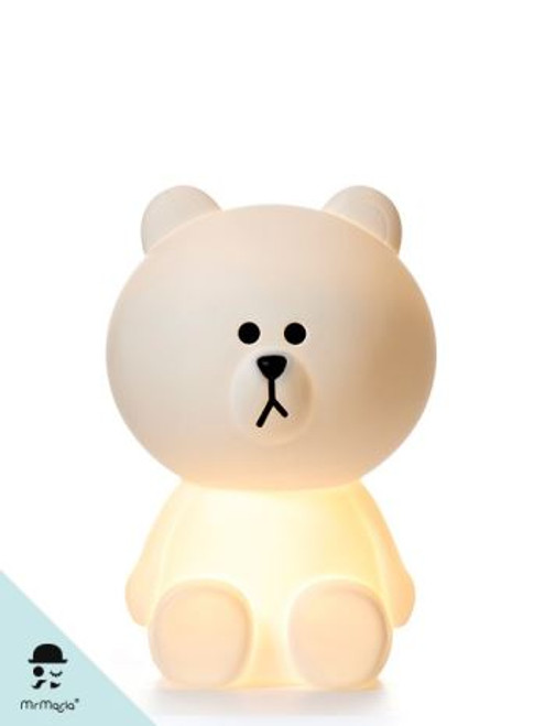 Mr Maria Inline Brown Bear Miffy Lamp XL On