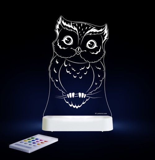 Aloka Night Light - Owl