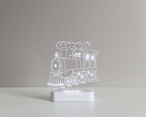 Aloka Night Light - Train