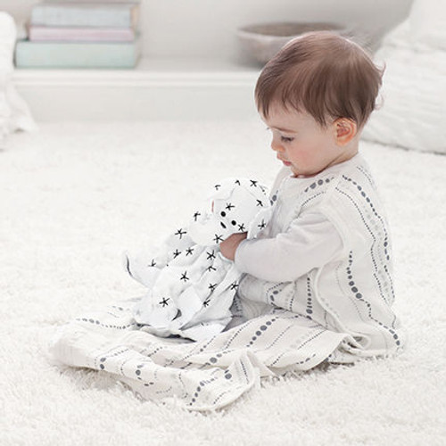 Aden + Anais Musy Mate Lovey - Midnight Bamboo