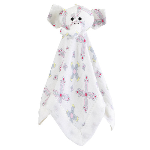 Aden + Anais Musy Mate Lovey - Flower Child Bamboo