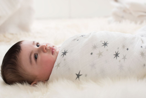 4-Pack Classic Swaddles - Twinkle