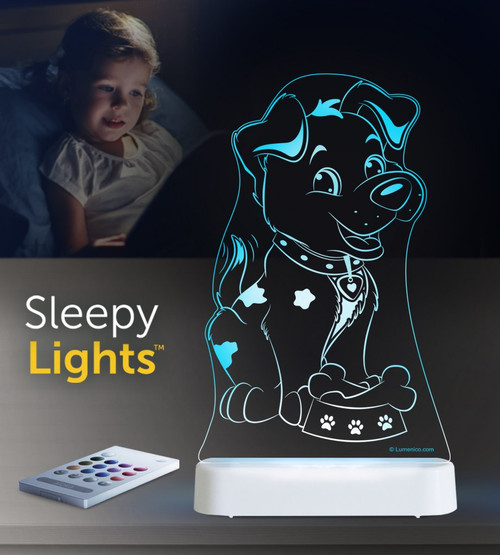 Aloka Night Light - Puppy