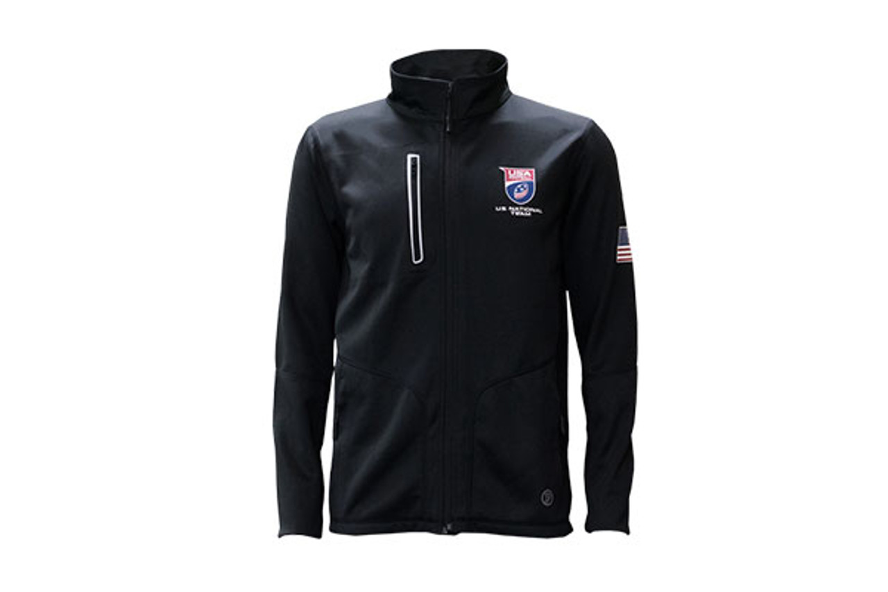 USA Football Full Zip Performance Jacket