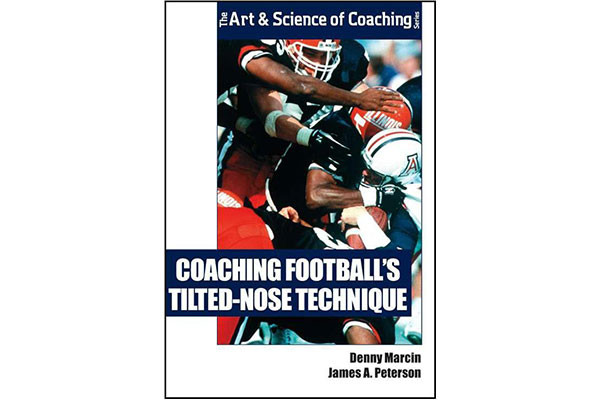 Coaching Football's Tilted-Nose Technique