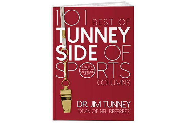101 Best of Tunney Side of Sports Columns