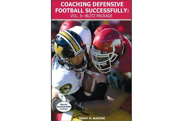 """Coaching Defensive Football Successfully: Vol. 5€""""Blitz Package"""