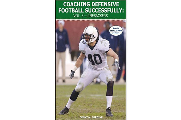 """Coaching Defensive Football Successfully: Vol. 3€""""Linebackers"""
