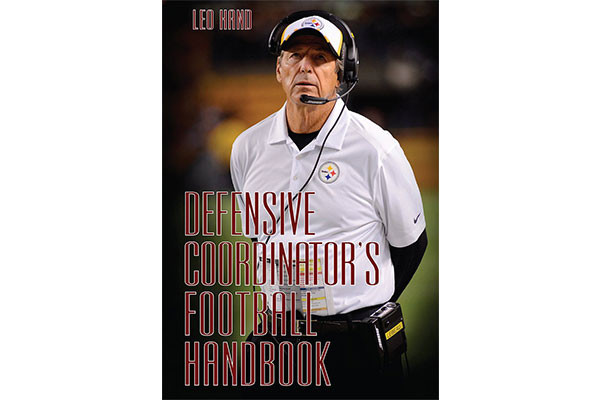Defensive Coordinator's Football Handbook by Leo Hand