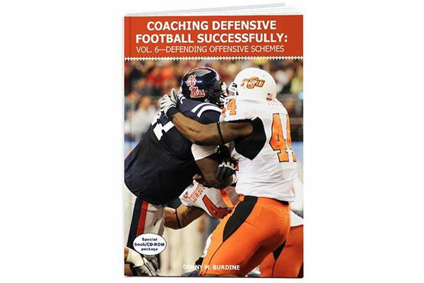 """Coaching Defensive Football Successfully: Vol. 6€""""Defending Offensive Schemes"""