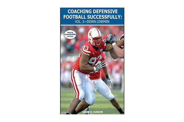 """Coaching Defensive Football Successfully: Vol. 2€""""Down Linemen"""