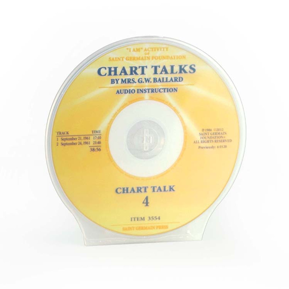 Chart Talks 4 - CD