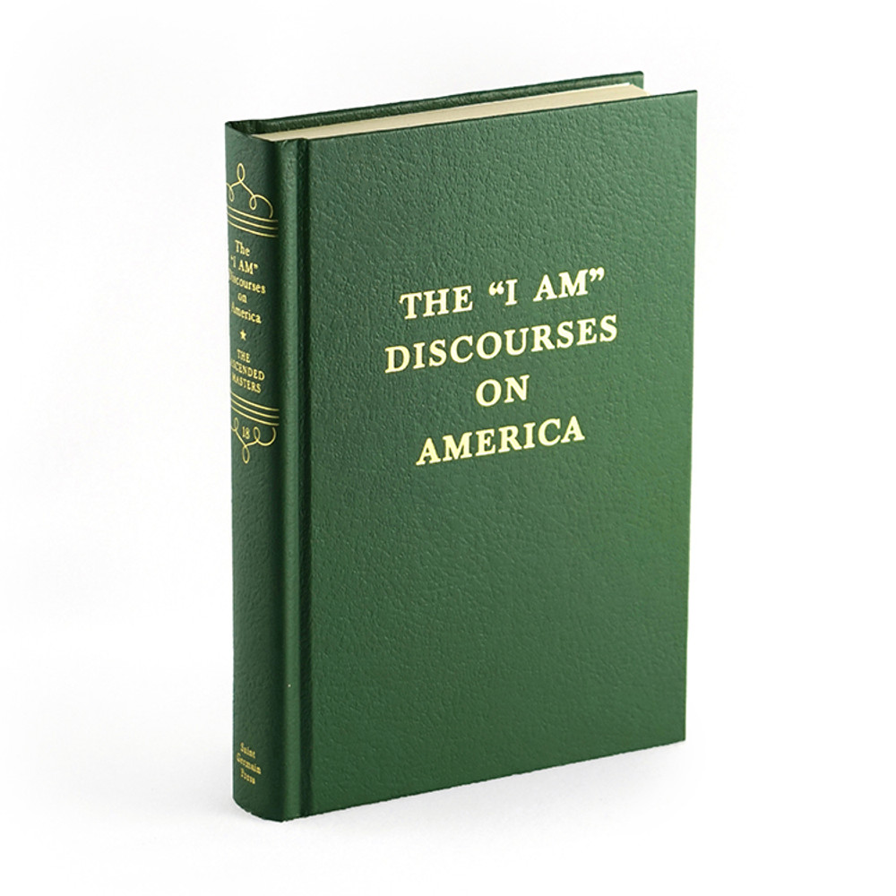 "Volume 18 - The ""I AM"" Discourses on America"