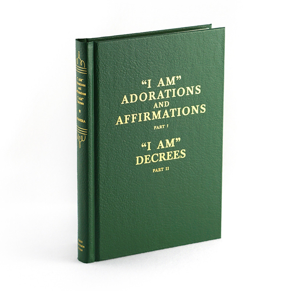 "Volume 05 - ""I AM"" Adorations & Affirmations, ""I AM"" Decrees"