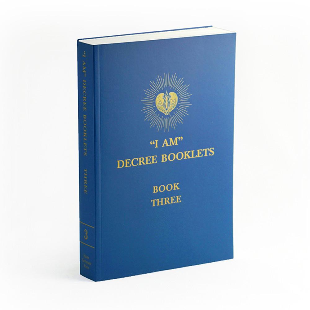 I AM Decrees - Book 3