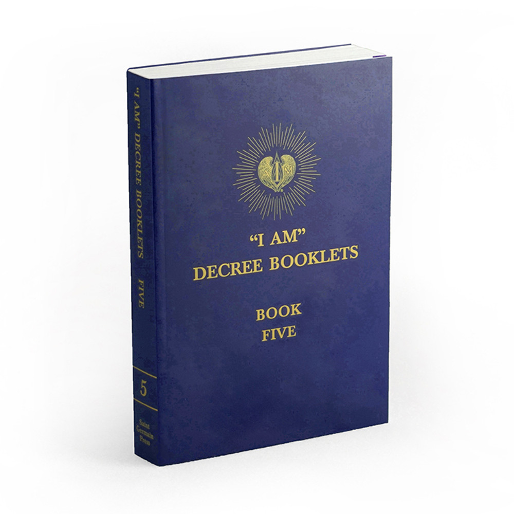 I AM Decrees - Book 5