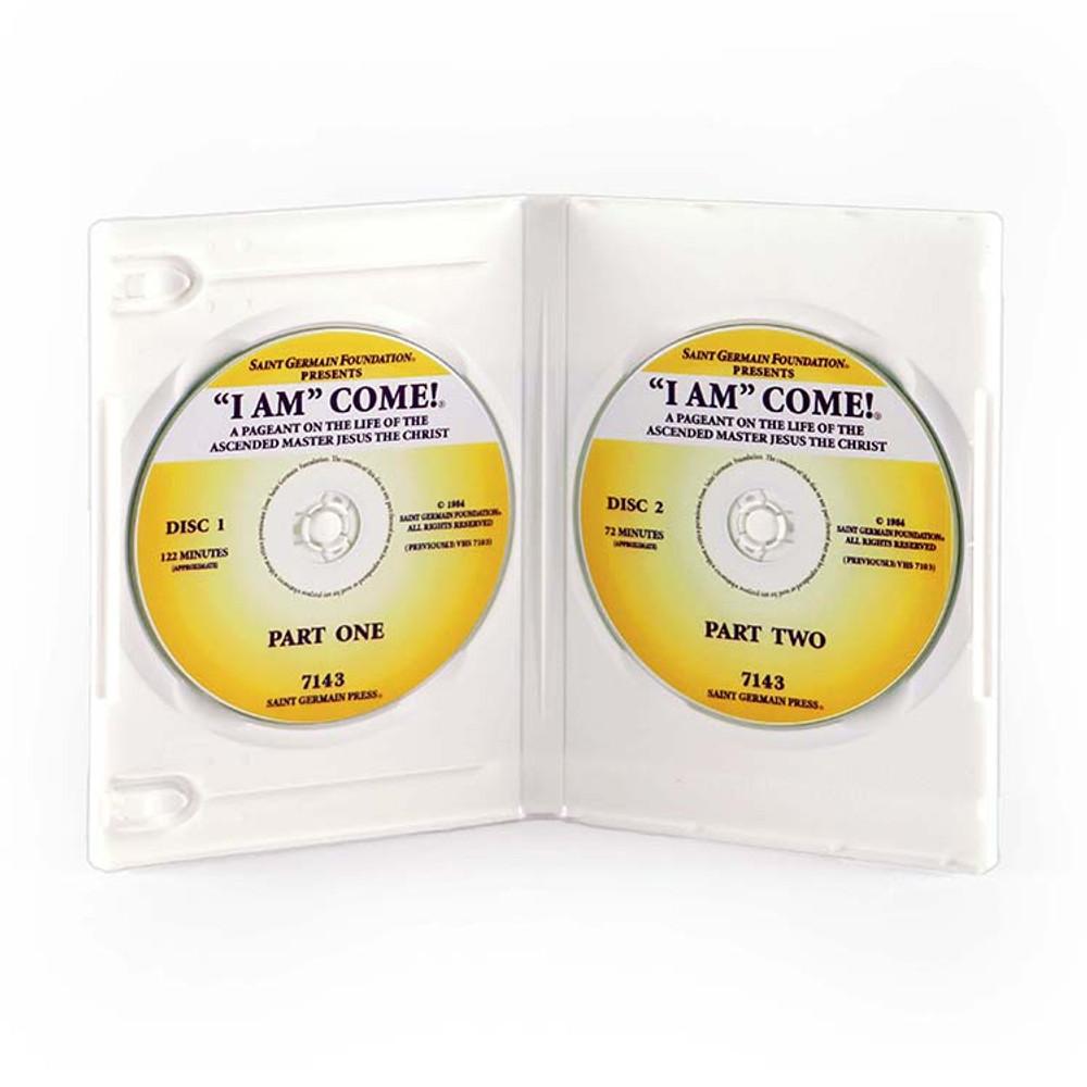 I AM Come Pageant - 2 DVD set