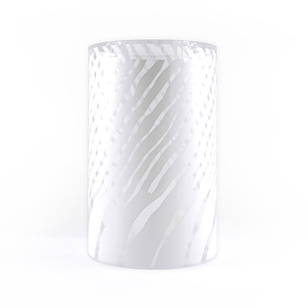 Violet Flame Lamp - Rotating Cylinder
