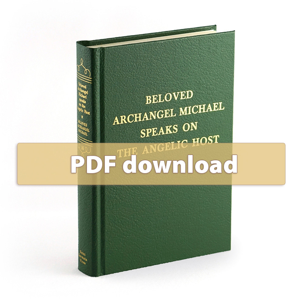 Volume 16 - Archangel Michael Speaks - PDF