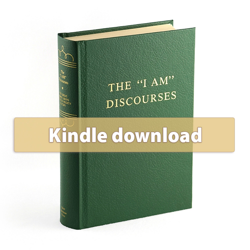 "Volume 09 - The ""I AM"" Discourses - Kindle"