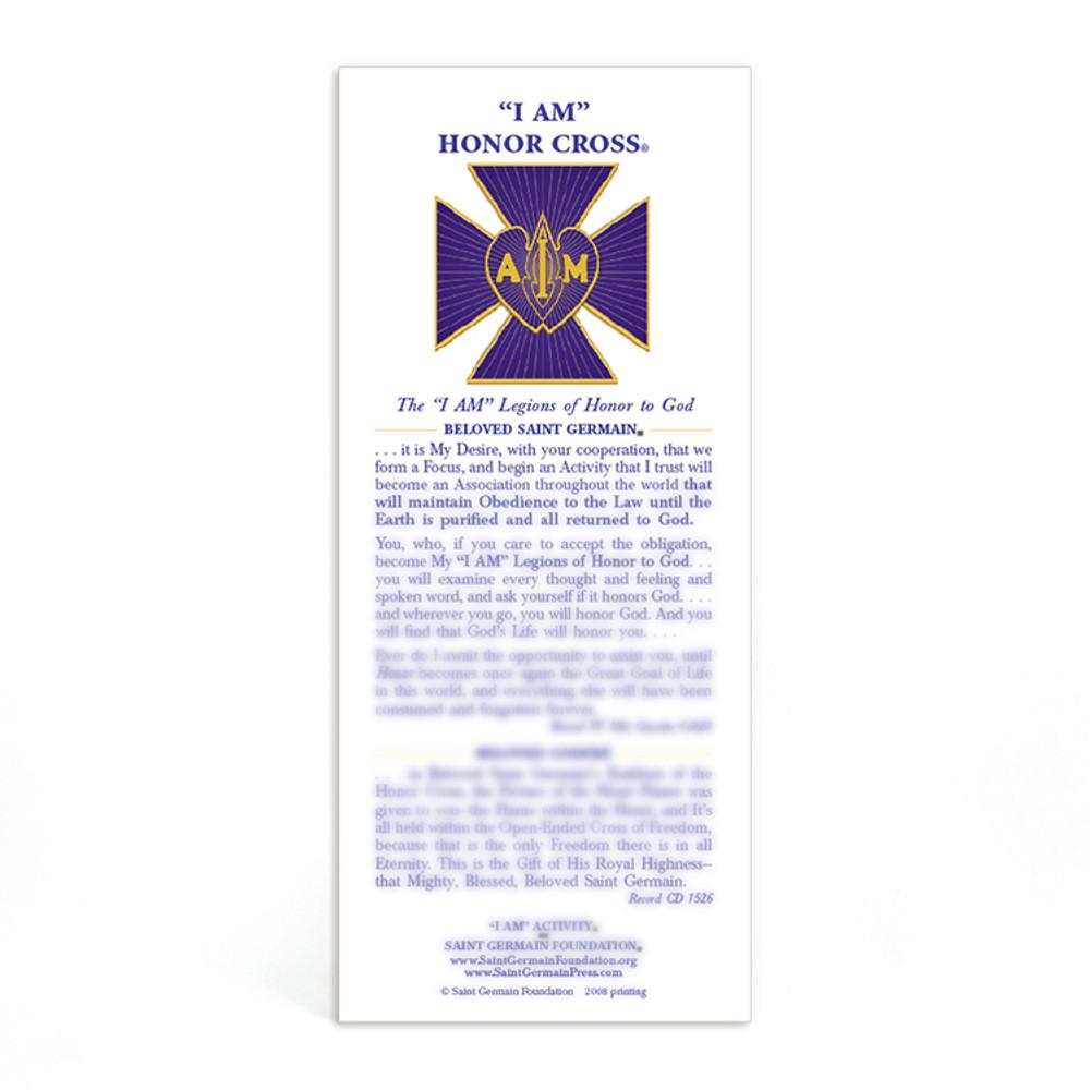 I AM Honor Cross