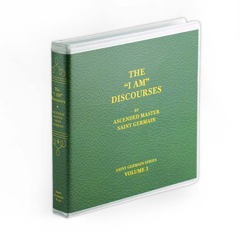 "Volume 03 - The ""I AM"" Discourses - audiobook"